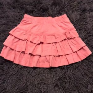 Hanna Andersson scooter skirt size 100